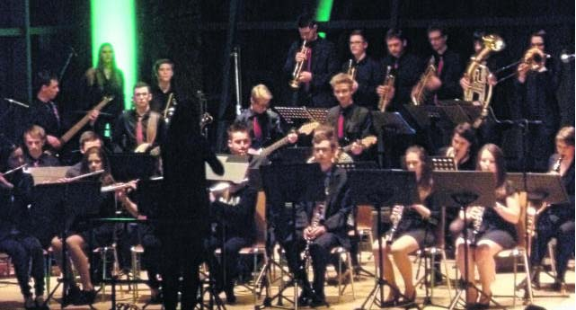 Die Besucher erlebten in Schwandorf ein gro�artiges Konzert. Foto: Tietz